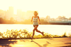 http://www.dreamstime.com/stock-photo-healthy-happy-runner-city-running-sunset-image20932400